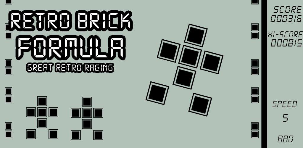 retro brick formula